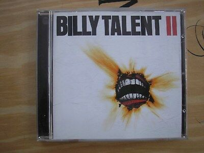 Billy Talent - II (2006) CD ALBUM, NEW CASE WILL BE FITTED