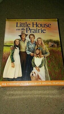 Little House on the Prairie - The Complete Television Series (DVD, 2018, 48-Disc
