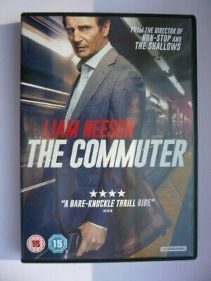 The Commuter DVD 2018