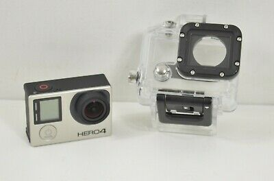 Gopro Hero 4 BLACK Edition Action Camera Camcorder with Case