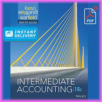 Intermediate Accounting Book