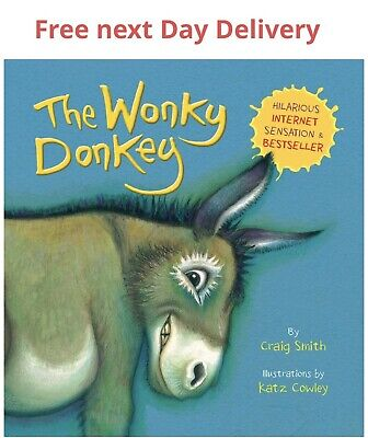 The Wonky Donkey Children Book Paperback For Kids 2018 By Craig Smith