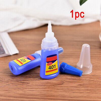 401 Instant Adhesive 20g Bottle Stronger Super Glue Multi-Purpose Craft Supplies