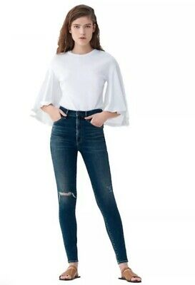 Citizens of Humanity CHRISSY UBER HIGH RISE skinny in hotline NWT multiple size