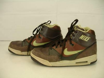 07796e73cd6dd Mens 11 M NIKE AIR ASSAULT SAFARI PACK Dark Cinder Pea Pod Army 315064-231