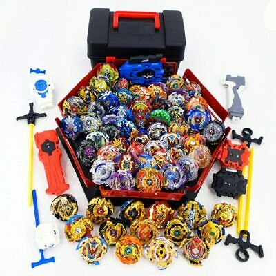NEW Beyblade Launchers Burst Battle Metal Fusion Lot Stadium Evolution Takara