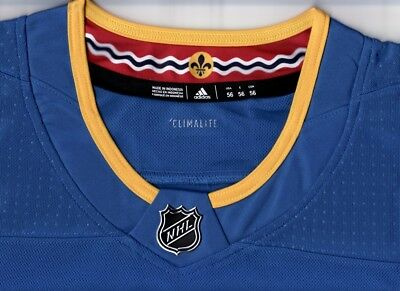 65f04107 ST. LOUIS BLUES - size 56 = XXL - Alternate 3rd Style ADIDAS NHL HOCKEY