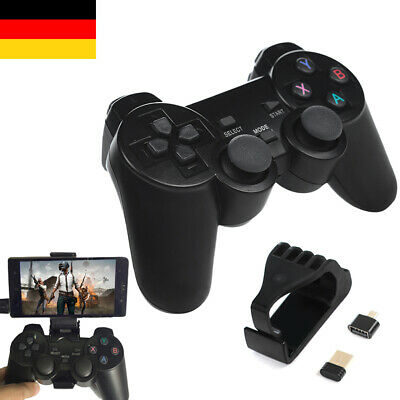 Mobile USB 2.4G Wireless Gamepad Gaming Trigger Controller Für PS3 Android Handy