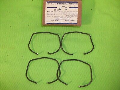 NOS Vintage Thermostat Retainers 39-51 Packard 39-47 Oldsmobile