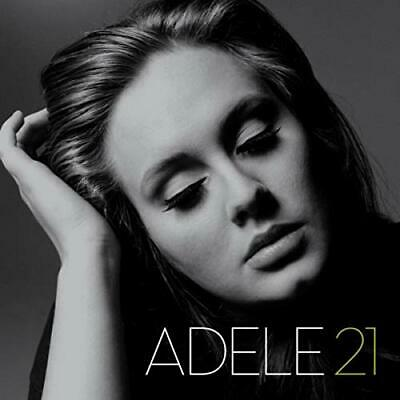 Adele - 21 - Adele CD VIVG The Cheap Fast Free Post