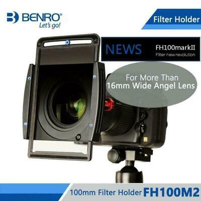 Benro 100mm Filter Holder with ND/GND/CPL For More Than 16mm Wide Angel Lens
