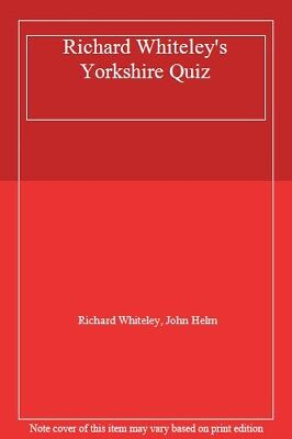 Richard Whiteley's Yorkshire Quiz-Richard Whiteley, John Helm