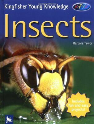 Insects (Kingfisher Young Knowledge)-Barbara Taylor, 9780753459331