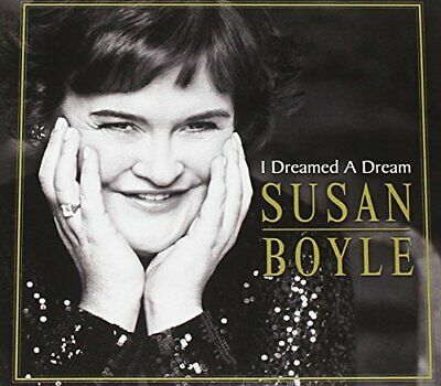 Boyle, Susan - I Dreamed a Dream.. - Boyle, Susan CD 3AVG The Cheap Fast Free