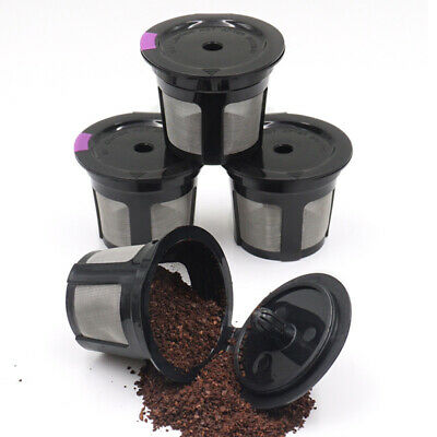 Gadgets Coffee Capsule Filter Durable Black Reusable Coffee Filter New Hot Top