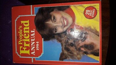 The People's Friend Annual  1984  , ,lot2