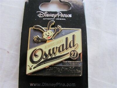 Disney Trading Pin 101681 Vintage Oswald the Lucky Rabbit