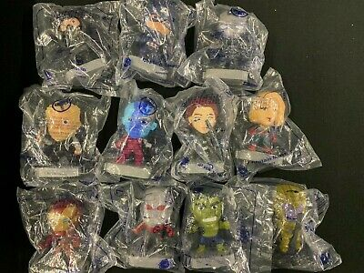 McDonald's Happy Meal Toys Avengers End Game 2019 NIB