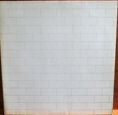 Lp-  Pink Floyd  =  The Wall - Songtexte - 2 Records -  1979 -  Made In Holland