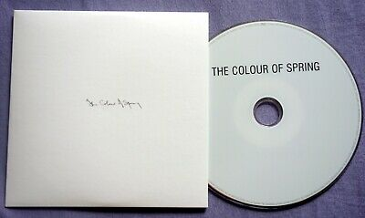 TALK TALK - THE COLOUR OF SPRING DVD AUDIO - 96 KHZ 24 BIT High Resolution Audio