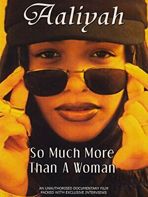 Aaliyah - So Much More Than A Woman [2004] [DVD] [2006] - DVD  RGVG The Cheap
