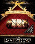 The DaVinci Code Gift Set (DVD, 2006 with Cryptex & Langdon Journal) - NEW!!
