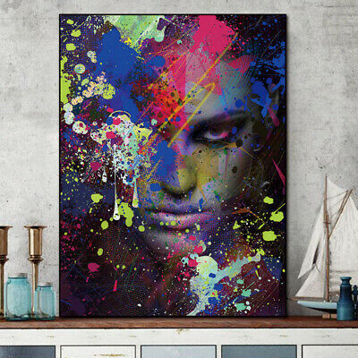 Canvas painting figure poster wall art Picture portrait home decor Unframed