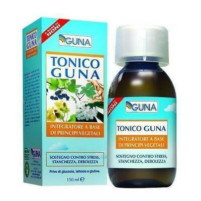 Tonico Guna 150 ml - Integratore a base di Noni con estratti vegetali