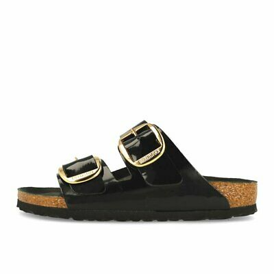 BIRKENSTOCK ARIZONA BIG Buckle BF Black Patent Schuhe