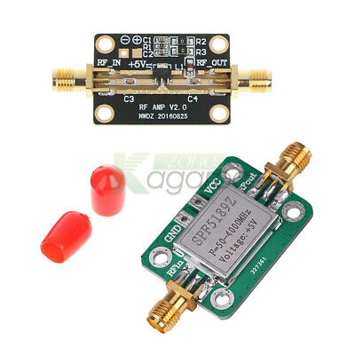 RF Amplifier LNA Ultra Low Noise 0.05-4GHz SPF5189 Signal High Linearity NF0.6dB