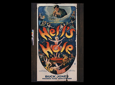 HELL'S Foro ☆ Greatest Pre-code Roaring 20s & Jazz Age Poster Film ☆ Barra