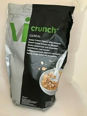 Visalus Body by Vi Crunch Cereal Meal Replacement 540g = 12 servings add milk