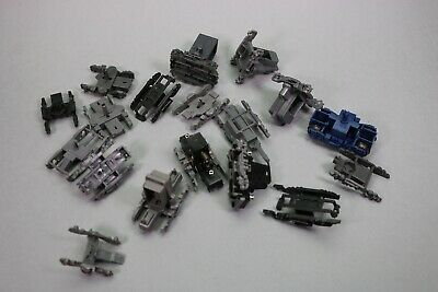 ZB703 Train Ho Pieces detachees bogies divers