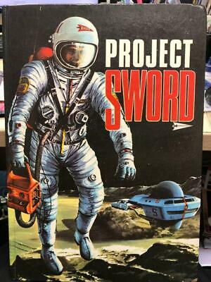 PROJECT SWORD ANNUAL 1969 Century 21 Gerry Anderson