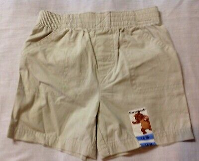 Toddler Khaki Shorts Size 18 Month Garanimals Unisex Girls & Boys