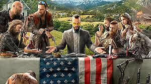 Far Cry 5 [New uplayAccount] PC WARRANTY -Fast Delivery!**