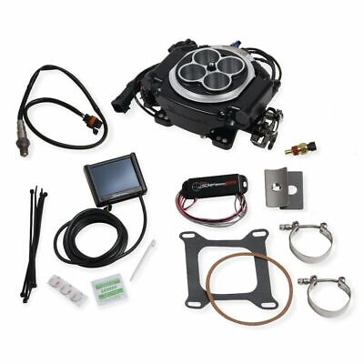 EFI COMPLETE TBI Fuel Injection Kit -For Stock Small Block