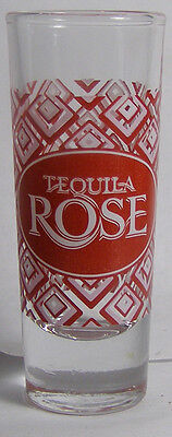Tequila Rose Tall Shot Glass #2551
