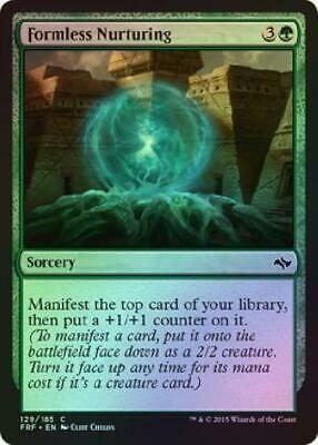 Foil 76//185 Near Mint MTG Fate Reforged FRF Merciless Executioner