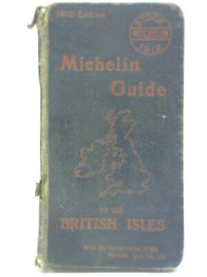 Michelin Guide to the British Isles (Anon - 1912) (ID:32727)