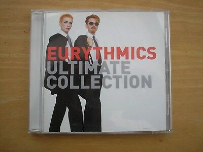 Eurythmics-Ultimate Collection (Cd 2005) New Case Will Be Fitted