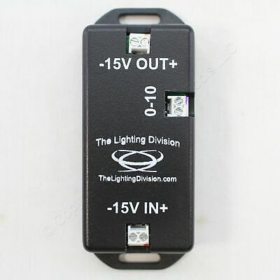 "The Lighting Division Low Volt Dimmer Controller Module 3.8""x 1.7""x .8"" TLD-DM-U"
