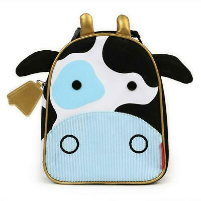 Skip Hop Zoo Lunchies Insulated Lunch Bag (Cow) Skip Hop Free Shipping!