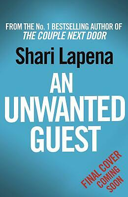 An Unwanted Guest by Shari Lapena (English) Paperback Book Free Shipping!