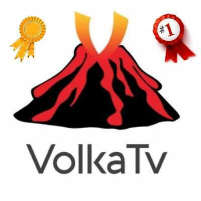 Iptv Volka Pro2 12 Mois Abonnement +8000 Chaines Vod Android M3U Box Mag