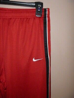 XXL 2XL Official Gray Nike Dri-Fit Adult Warm-Up Track//Running Pants Size