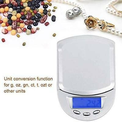 Mini Pocket Digital Scales 0.01 200g Balance Gram Jewellery Precision Weight NEW
