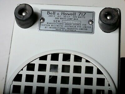 Bell and Howell 35mm slide projector Australian made