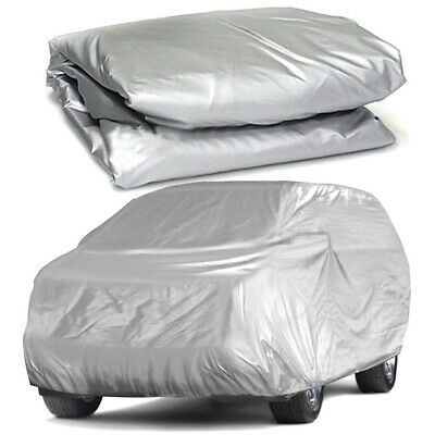 Family All Weather Large Car Rain dust-proof Cove Waterproof Cotton Lined S-XXL