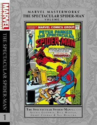 Marvel Masterworks: the Spectacular Spider-man Vol. 1 by Archie Goodwin Hardcove
